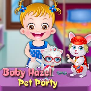 Baby Hazel Neue Spiele